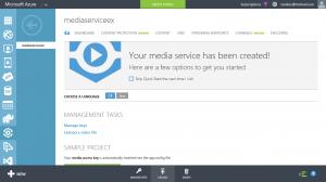 4 - Media Service Dashboard