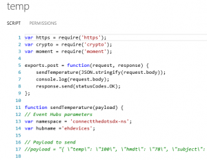 3 - Azure API Editor